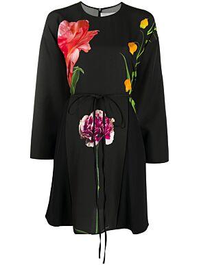 Flowersity peony dress