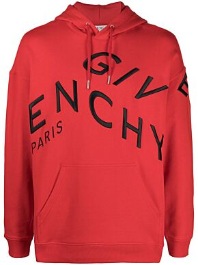Givenchy refracted hoodie
