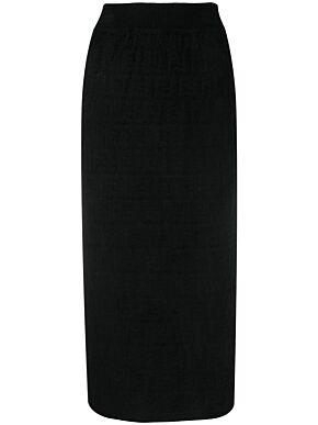 Ff velvet skirt