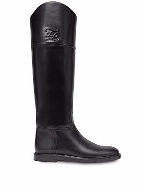 Ff karligraphy boots