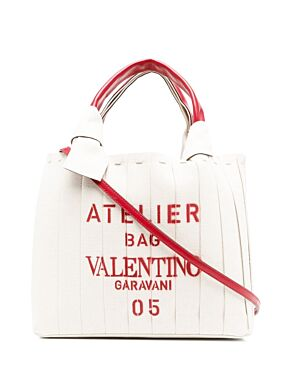 Small atelier tote bag
