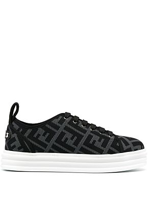Fendi rise sneakers