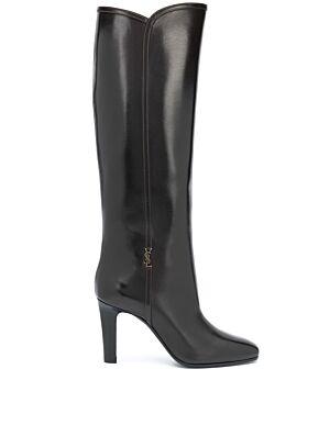 Jane monogram boots
