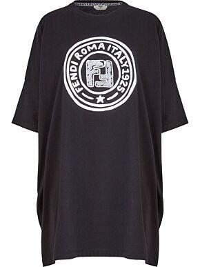 Fendi stamp t-shirt