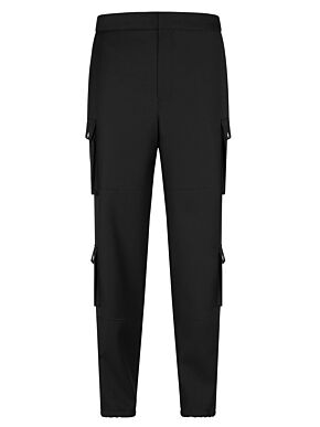 Givenchy patch cargo pants