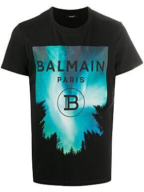 """""""balmain rubber"""" t-shirt"""