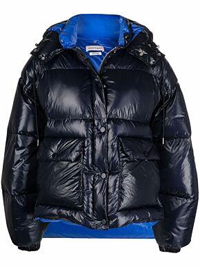 Big puffy bomber jacket