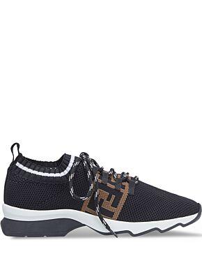 Slip-on ff sneakers