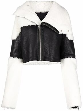 Cropped keith jacket