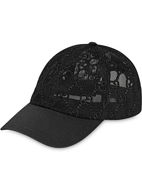 Gg embroidered baseball hat