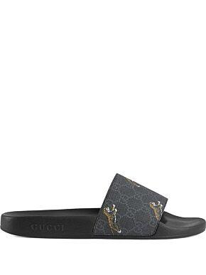 Gg supreme tigers slide sandals