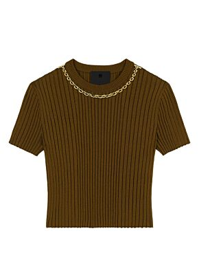 Top with chain