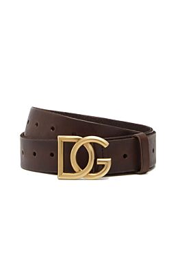 Belt with dg logo
