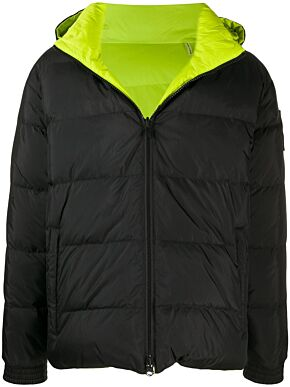 Double face down jacket