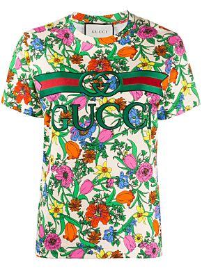 Flora pop t-shirt