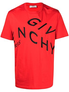 Givenchy refracted slim t-shirt