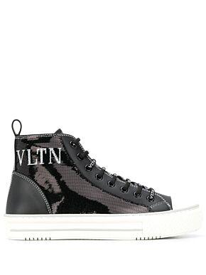 High-top vltn sneakers