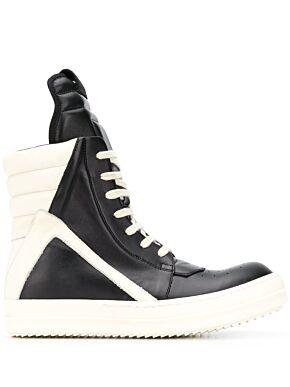 High-top performa geobasket sneakers