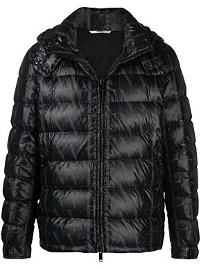 Down jacket with vltn times