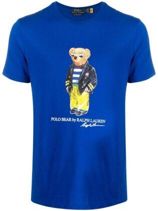 Marina polo bear t-shirt