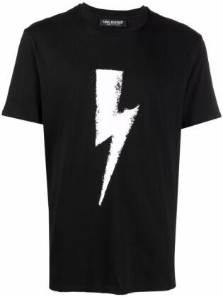 Chalk bolt t-shirt