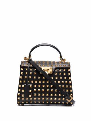 Small valentino garavani rockstud alcove handbag