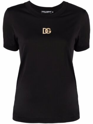 T-shirt with crystal dg