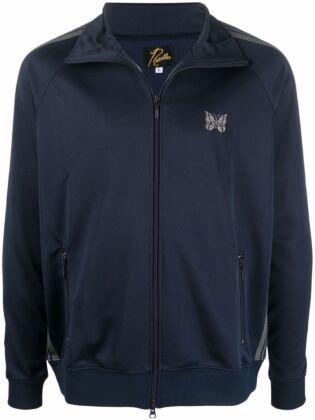 Zip-up jacket